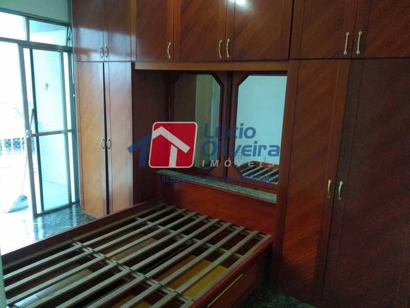 05- Quarto C. - Apartamento Avenida Monsenhor Félix,Irajá, Rio de Janeiro, RJ À Venda, 2 Quartos, 76m² - VPAP21240 - 6
