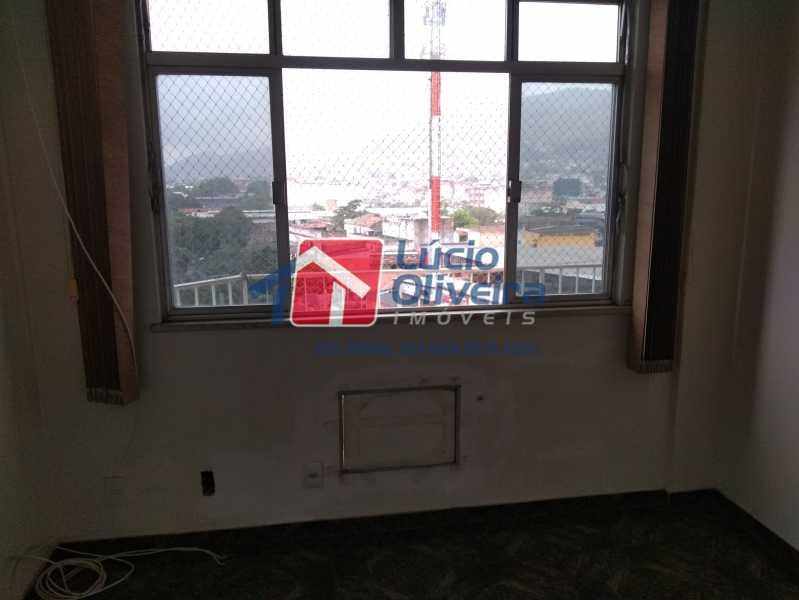08- Quarto S. - Apartamento Avenida Monsenhor Félix,Irajá, Rio de Janeiro, RJ À Venda, 2 Quartos, 76m² - VPAP21240 - 9