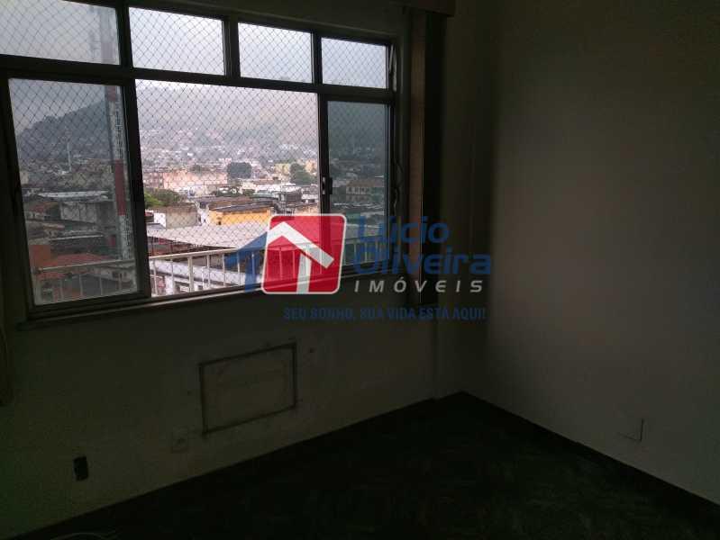 09- Quarto S. - Apartamento Avenida Monsenhor Félix,Irajá, Rio de Janeiro, RJ À Venda, 2 Quartos, 76m² - VPAP21240 - 10
