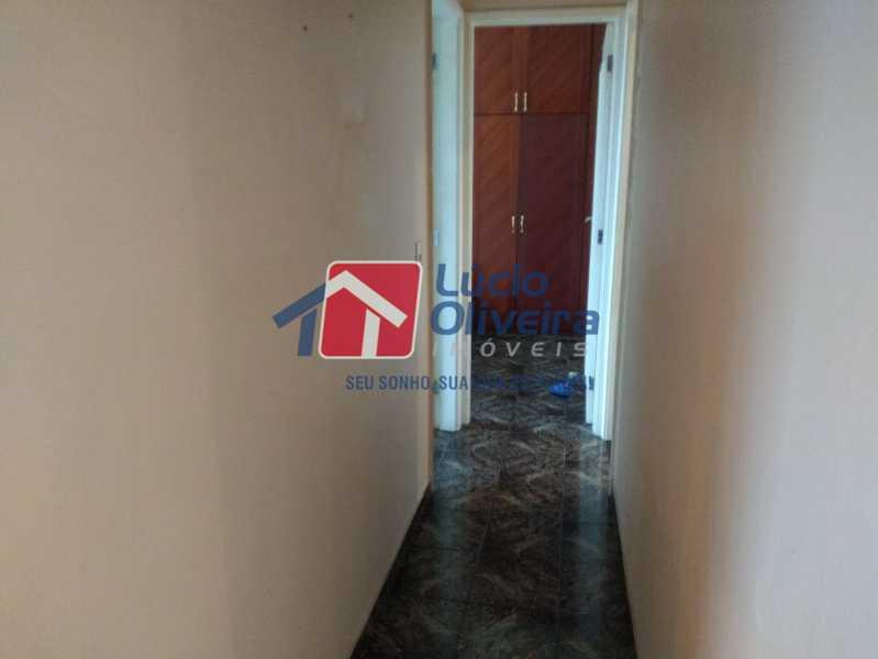 10- Circulação - Apartamento Avenida Monsenhor Félix,Irajá, Rio de Janeiro, RJ À Venda, 2 Quartos, 76m² - VPAP21240 - 11