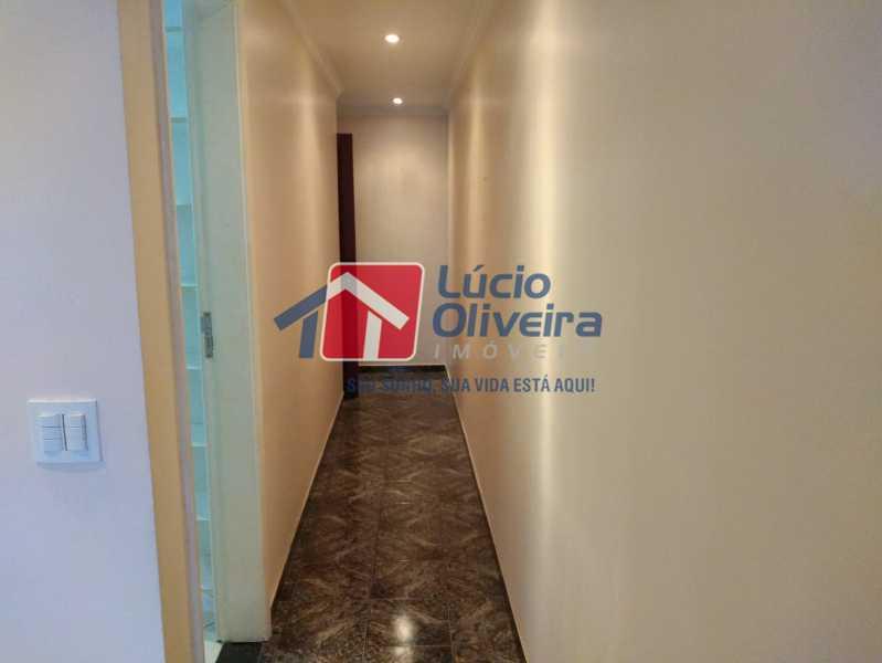 11- Circulação - Apartamento Avenida Monsenhor Félix,Irajá, Rio de Janeiro, RJ À Venda, 2 Quartos, 76m² - VPAP21240 - 12