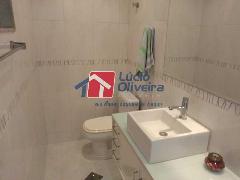 12- Banheiro - Apartamento Avenida Monsenhor Félix,Irajá, Rio de Janeiro, RJ À Venda, 2 Quartos, 76m² - VPAP21240 - 13