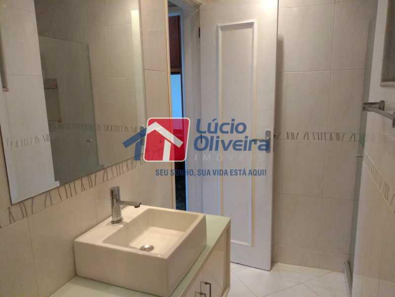 14- Banheiro - Apartamento Avenida Monsenhor Félix,Irajá, Rio de Janeiro, RJ À Venda, 2 Quartos, 76m² - VPAP21240 - 15