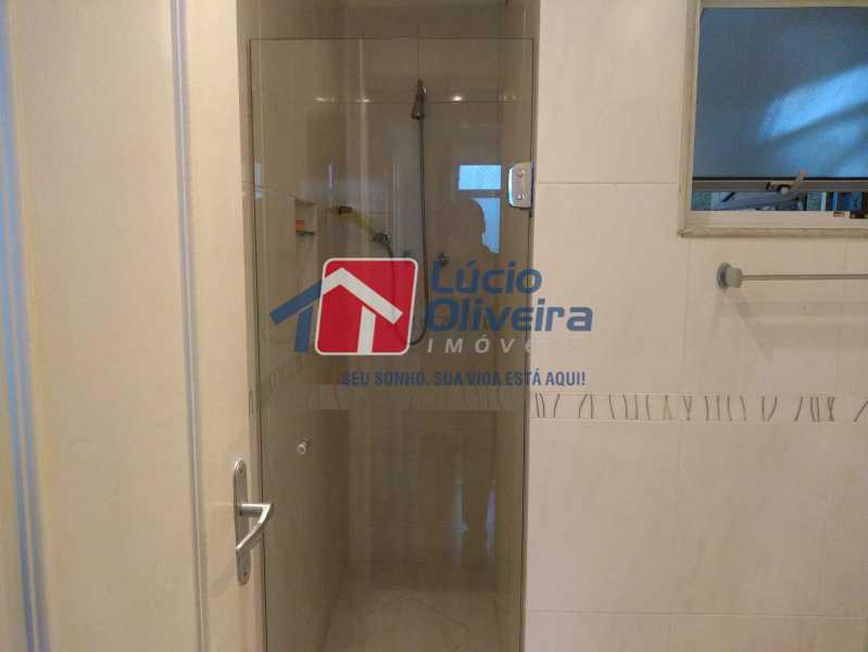 15- Banheiro - Apartamento Avenida Monsenhor Félix,Irajá, Rio de Janeiro, RJ À Venda, 2 Quartos, 76m² - VPAP21240 - 16