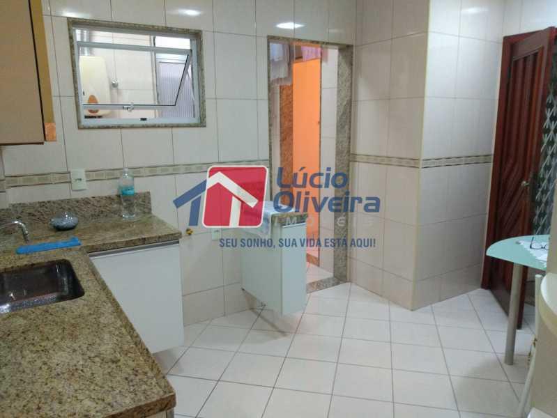 16- Cozinha - Apartamento Avenida Monsenhor Félix,Irajá, Rio de Janeiro, RJ À Venda, 2 Quartos, 76m² - VPAP21240 - 17