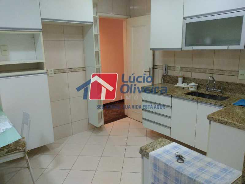 17- Cozinha - Apartamento Avenida Monsenhor Félix,Irajá, Rio de Janeiro, RJ À Venda, 2 Quartos, 76m² - VPAP21240 - 18