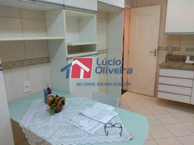 18- Cozinha - Apartamento Avenida Monsenhor Félix,Irajá, Rio de Janeiro, RJ À Venda, 2 Quartos, 76m² - VPAP21240 - 19