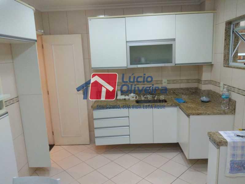 19- Cozinha - Apartamento Avenida Monsenhor Félix,Irajá, Rio de Janeiro, RJ À Venda, 2 Quartos, 76m² - VPAP21240 - 20