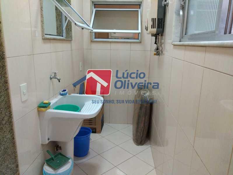 21- Area - Apartamento Avenida Monsenhor Félix,Irajá, Rio de Janeiro, RJ À Venda, 2 Quartos, 76m² - VPAP21240 - 22