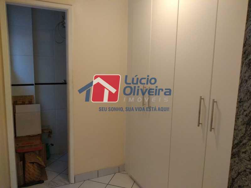 22- Dependencia - Apartamento Avenida Monsenhor Félix,Irajá, Rio de Janeiro, RJ À Venda, 2 Quartos, 76m² - VPAP21240 - 23