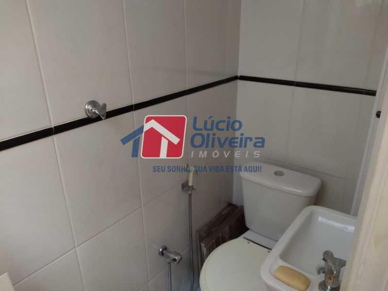 23- Banheiro Em. - Apartamento Avenida Monsenhor Félix,Irajá, Rio de Janeiro, RJ À Venda, 2 Quartos, 76m² - VPAP21240 - 24