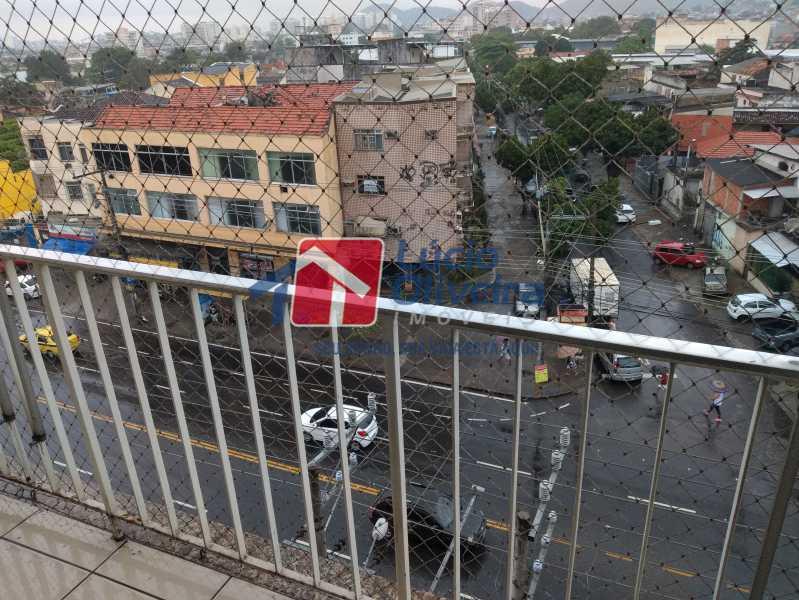 25- Vista Varanda - Apartamento Avenida Monsenhor Félix,Irajá, Rio de Janeiro, RJ À Venda, 2 Quartos, 76m² - VPAP21240 - 26