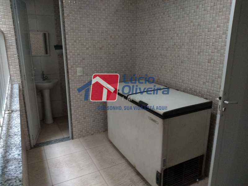26- Sala de Festa - Apartamento Avenida Monsenhor Félix,Irajá, Rio de Janeiro, RJ À Venda, 2 Quartos, 76m² - VPAP21240 - 27