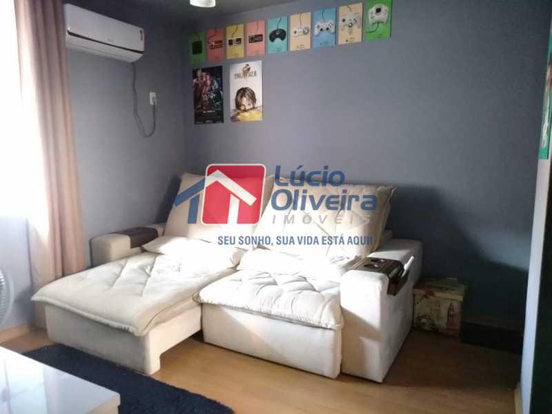 2 SALA - Apartamento À Venda Rua Hannibal Porto,Irajá, Rio de Janeiro - R$ 240.000 - VPAP21242 - 3