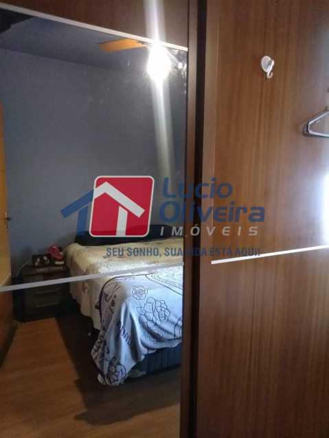 6 QUARTO - Apartamento À Venda Rua Hannibal Porto,Irajá, Rio de Janeiro - R$ 240.000 - VPAP21242 - 7