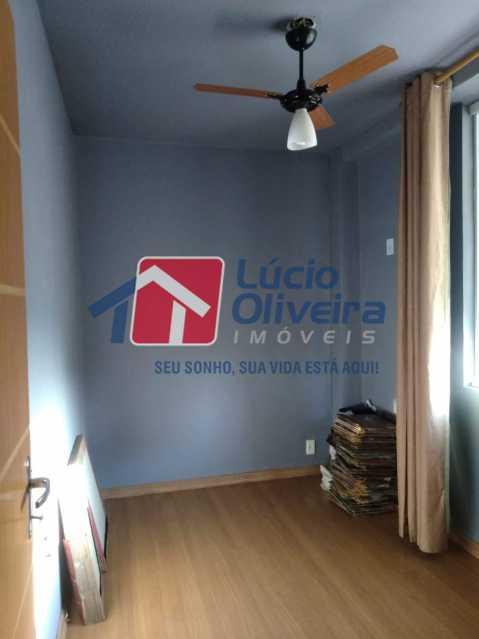 7 QUARTO - Apartamento À Venda Rua Hannibal Porto,Irajá, Rio de Janeiro - R$ 240.000 - VPAP21242 - 8