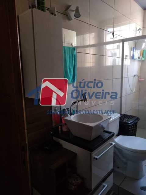 8 BANHEIRO 2 - Apartamento À Venda Rua Hannibal Porto,Irajá, Rio de Janeiro - R$ 240.000 - VPAP21242 - 9