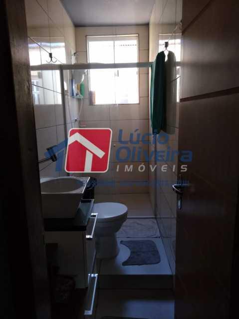 9 BANHEIRO 2 - Apartamento À Venda Rua Hannibal Porto,Irajá, Rio de Janeiro - R$ 240.000 - VPAP21242 - 10