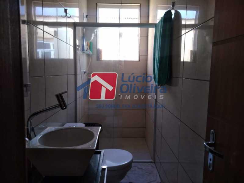 10 BANHEIRO - Apartamento À Venda Rua Hannibal Porto,Irajá, Rio de Janeiro - R$ 240.000 - VPAP21242 - 11