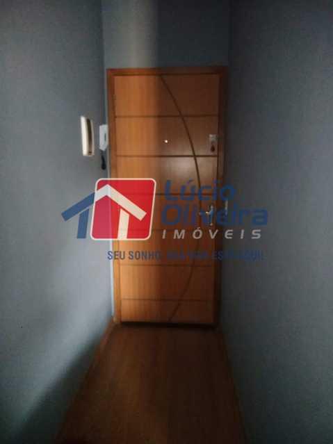 11 CIRCULAÇÃO - Apartamento À Venda Rua Hannibal Porto,Irajá, Rio de Janeiro - R$ 240.000 - VPAP21242 - 12