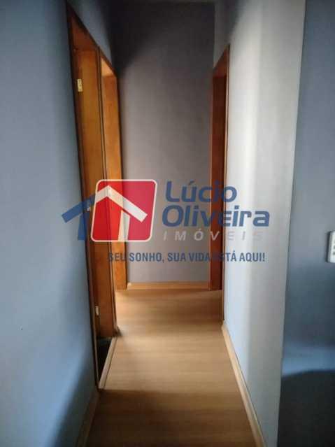 12 CIRCULAÇÃO - Apartamento À Venda Rua Hannibal Porto,Irajá, Rio de Janeiro - R$ 240.000 - VPAP21242 - 13