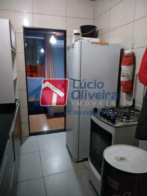 14 COZINHA - Apartamento À Venda Rua Hannibal Porto,Irajá, Rio de Janeiro - R$ 240.000 - VPAP21242 - 15