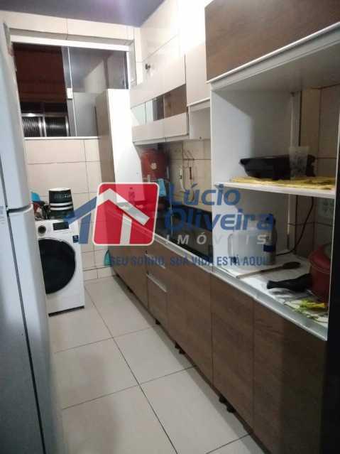 15 COZINHA - Apartamento À Venda Rua Hannibal Porto,Irajá, Rio de Janeiro - R$ 240.000 - VPAP21242 - 16