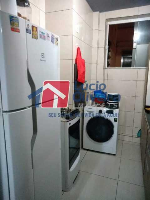 16 COZINHA E ÁREA DE LIMPEZA - Apartamento À Venda Rua Hannibal Porto,Irajá, Rio de Janeiro - R$ 240.000 - VPAP21242 - 17