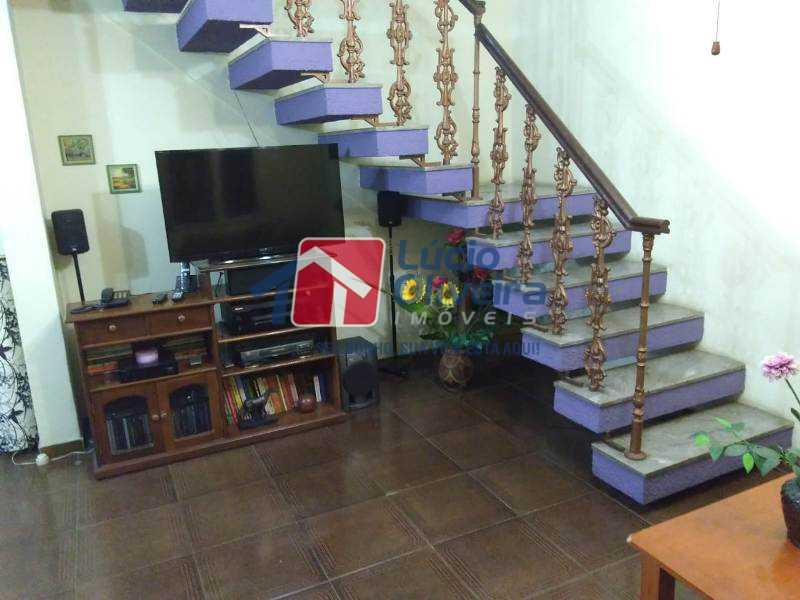 2-Sala estar .. - Casa Estrada da Água Grande,Vista Alegre, Rio de Janeiro, RJ À Venda, 5 Quartos, 190m² - VPCA50024 - 3