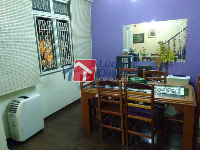 3-Sala Jantar - Casa Estrada da Água Grande,Vista Alegre, Rio de Janeiro, RJ À Venda, 5 Quartos, 190m² - VPCA50024 - 4