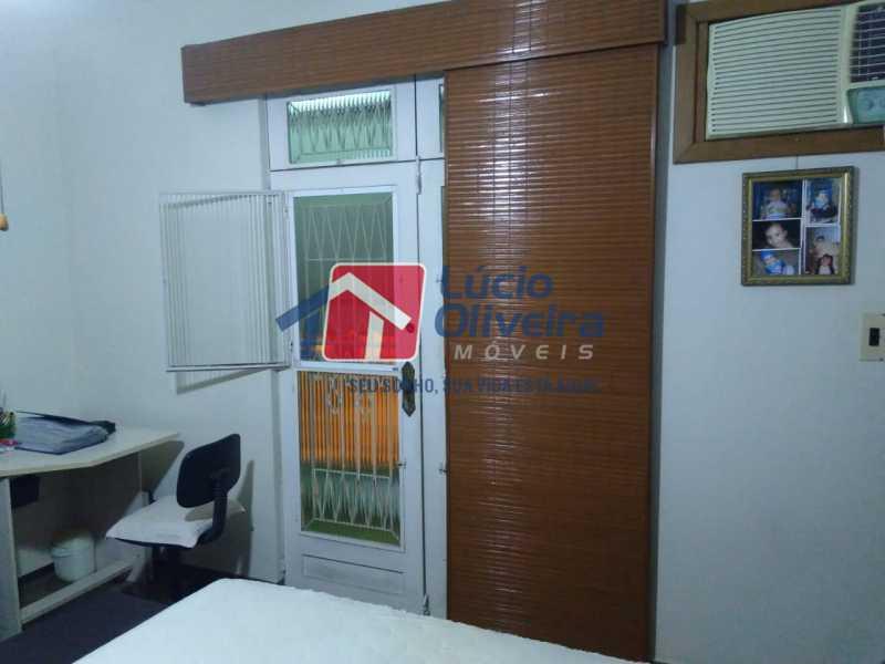 10-Quarto solteiro............ - Casa Estrada da Água Grande,Vista Alegre, Rio de Janeiro, RJ À Venda, 5 Quartos, 190m² - VPCA50024 - 11