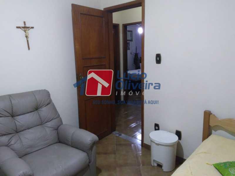 12-Quarto Solteiro... - Casa Estrada da Água Grande,Vista Alegre, Rio de Janeiro, RJ À Venda, 5 Quartos, 190m² - VPCA50024 - 13