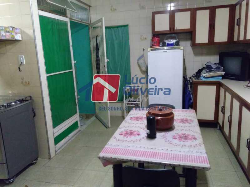 14-Copa cozinha - Casa Estrada da Água Grande,Vista Alegre, Rio de Janeiro, RJ À Venda, 5 Quartos, 190m² - VPCA50024 - 15