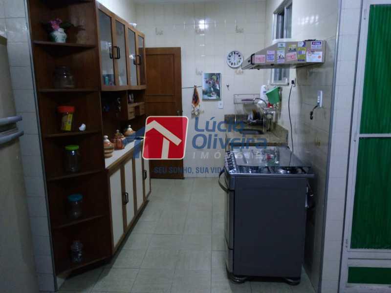 16-Cozinha - Casa Estrada da Água Grande,Vista Alegre, Rio de Janeiro, RJ À Venda, 5 Quartos, 190m² - VPCA50024 - 17