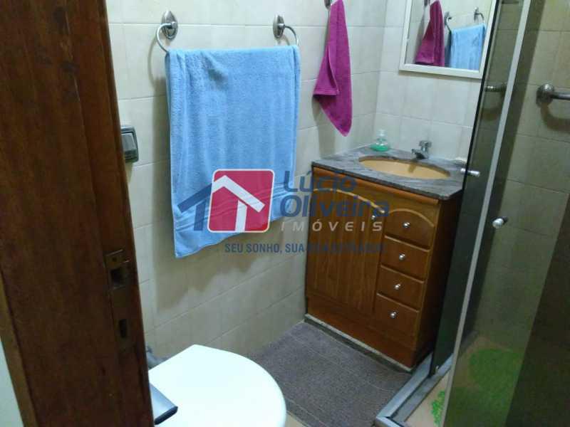 18-Banheiro social - Casa Estrada da Água Grande,Vista Alegre, Rio de Janeiro, RJ À Venda, 5 Quartos, 190m² - VPCA50024 - 19