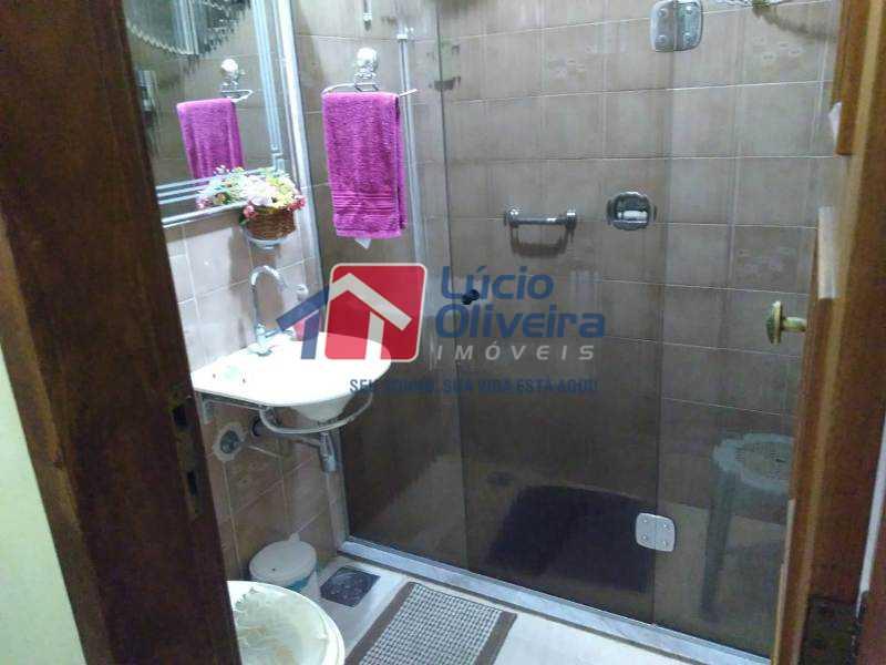 21-Banheiro Social - Casa Estrada da Água Grande,Vista Alegre, Rio de Janeiro, RJ À Venda, 5 Quartos, 190m² - VPCA50024 - 22
