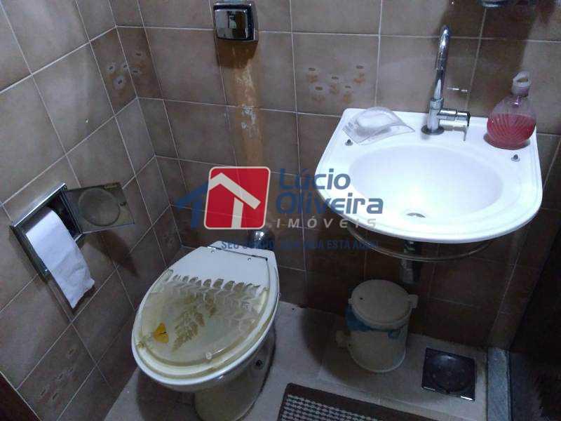 22-Banheiro - Casa Estrada da Água Grande,Vista Alegre, Rio de Janeiro, RJ À Venda, 5 Quartos, 190m² - VPCA50024 - 23