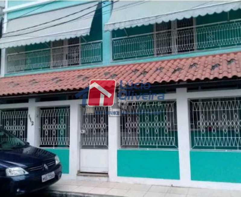 24-Frente Casa - Casa Estrada da Água Grande,Vista Alegre, Rio de Janeiro, RJ À Venda, 5 Quartos, 190m² - VPCA50024 - 25