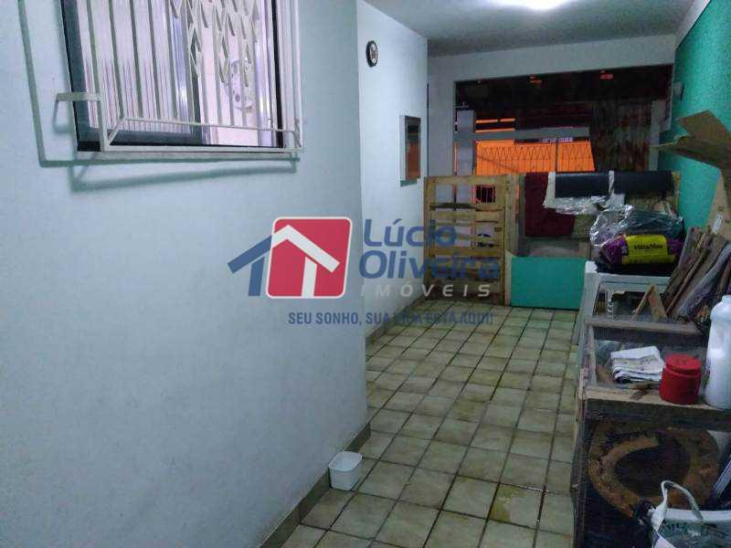 25-Quintal lateral - Casa Estrada da Água Grande,Vista Alegre, Rio de Janeiro, RJ À Venda, 5 Quartos, 190m² - VPCA50024 - 26
