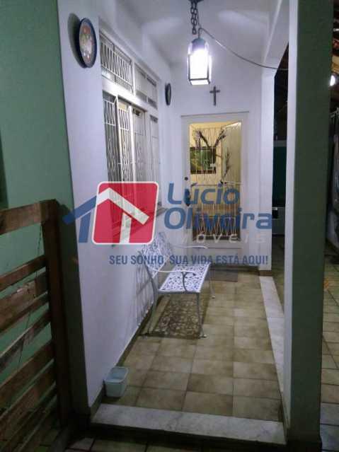 25-Varanda 1 piso - Casa Estrada da Água Grande,Vista Alegre, Rio de Janeiro, RJ À Venda, 5 Quartos, 190m² - VPCA50024 - 27