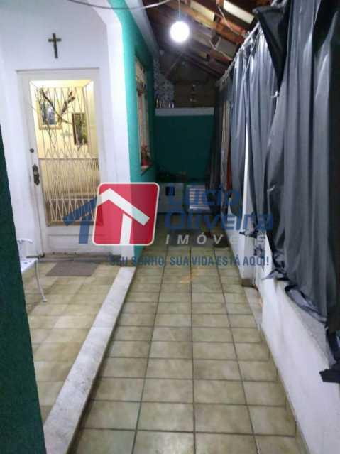 29-Area externa - Casa Estrada da Água Grande,Vista Alegre, Rio de Janeiro, RJ À Venda, 5 Quartos, 190m² - VPCA50024 - 30