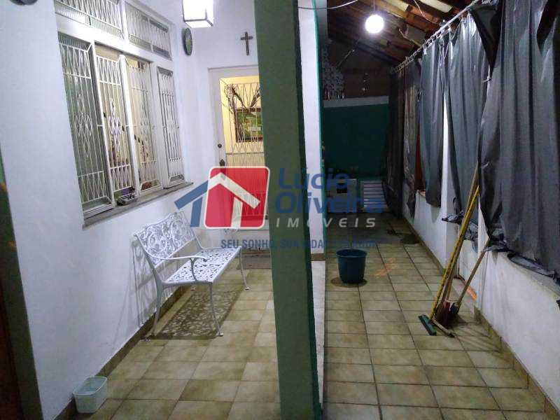 30-Area Fundos - Casa Estrada da Água Grande,Vista Alegre, Rio de Janeiro, RJ À Venda, 5 Quartos, 190m² - VPCA50024 - 31