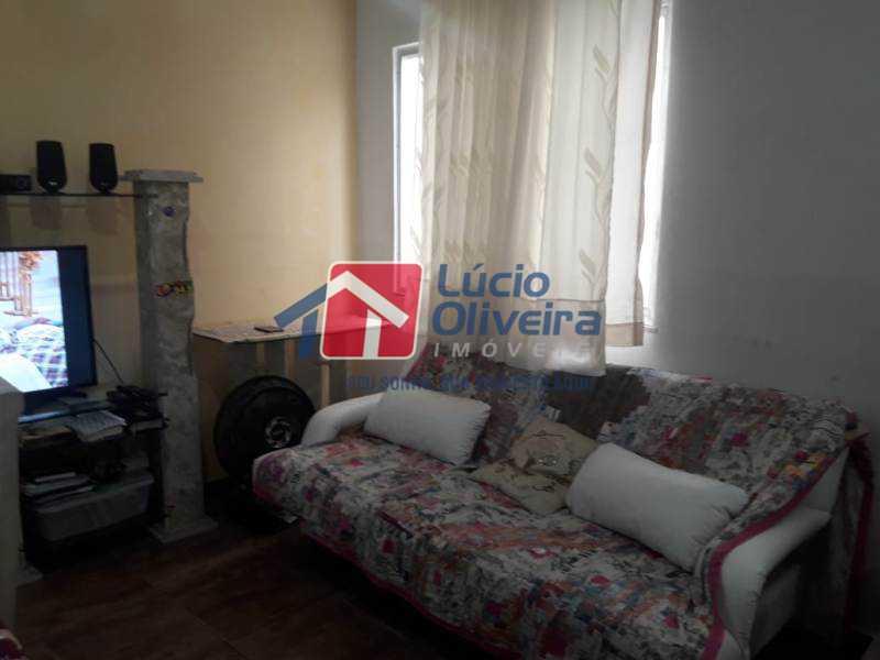 2- Sala - Casa de Vila à venda Rua Lima Drumond,Vaz Lobo, Rio de Janeiro - R$ 190.000 - VPCV30015 - 3