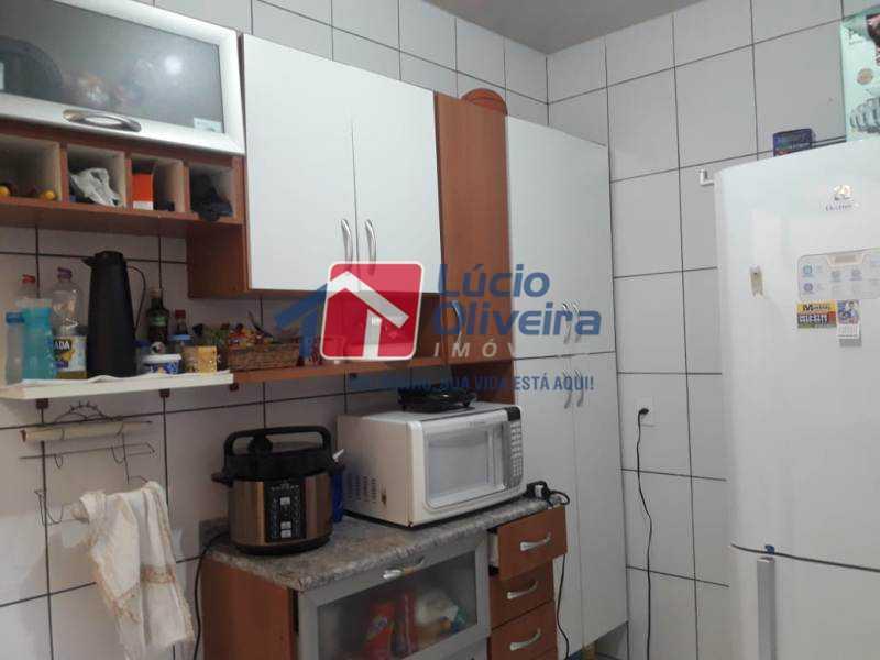 4-Cozinha armários - Casa de Vila à venda Rua Lima Drumond,Vaz Lobo, Rio de Janeiro - R$ 190.000 - VPCV30015 - 5