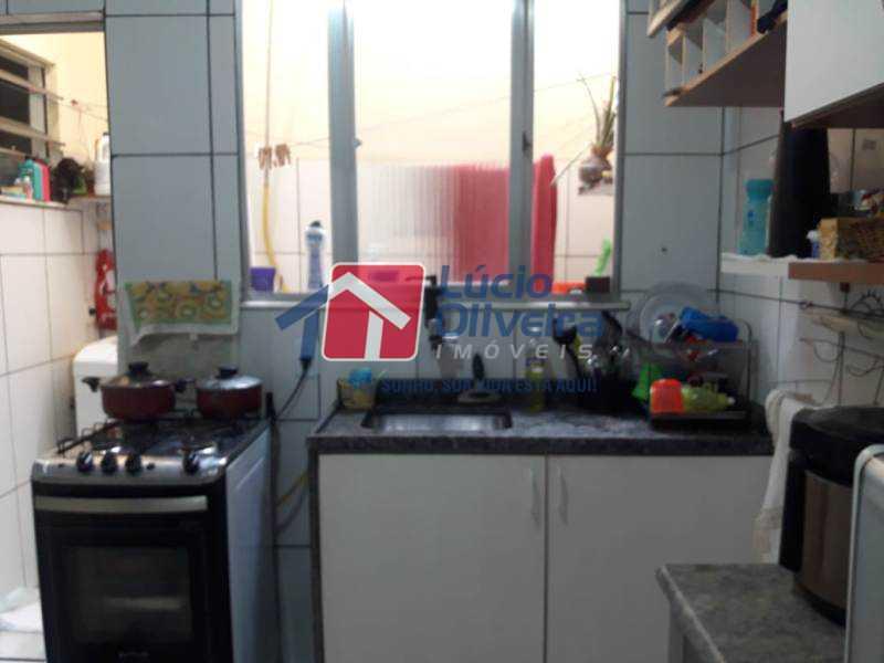 6-cozinha - Casa de Vila à venda Rua Lima Drumond,Vaz Lobo, Rio de Janeiro - R$ 190.000 - VPCV30015 - 7