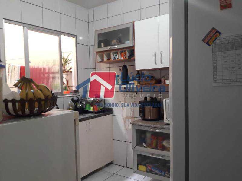 7-Cozinha - Casa de Vila à venda Rua Lima Drumond,Vaz Lobo, Rio de Janeiro - R$ 190.000 - VPCV30015 - 8