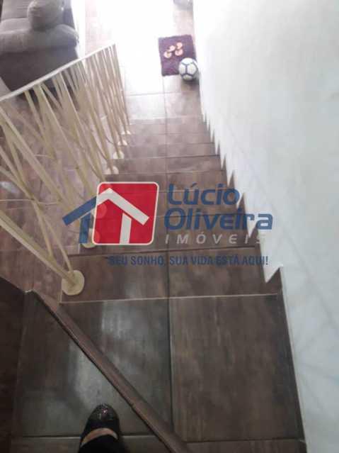 9-Acesso 2 piso - Casa de Vila à venda Rua Lima Drumond,Vaz Lobo, Rio de Janeiro - R$ 190.000 - VPCV30015 - 10