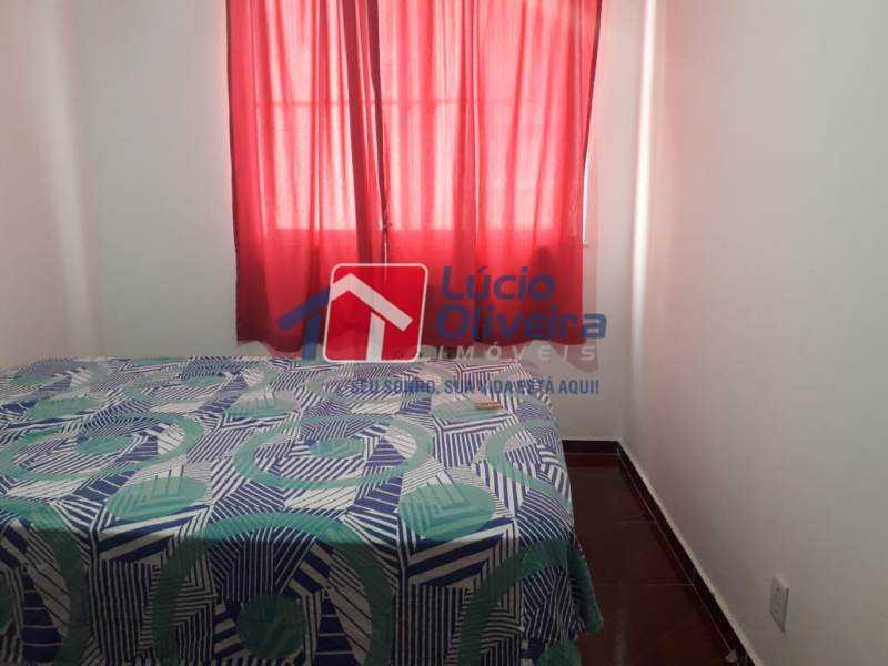 9-Quarto Casal.. - Casa de Vila à venda Rua Lima Drumond,Vaz Lobo, Rio de Janeiro - R$ 190.000 - VPCV30015 - 11