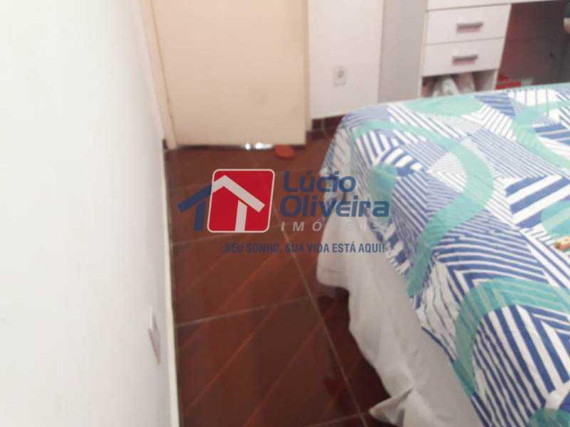 10-Quarto Casal - Casa de Vila à venda Rua Lima Drumond,Vaz Lobo, Rio de Janeiro - R$ 190.000 - VPCV30015 - 12