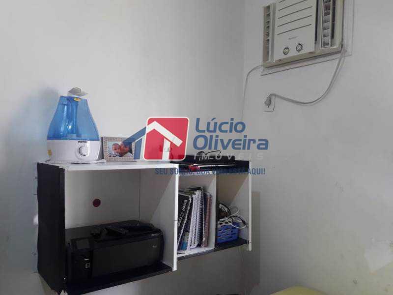 12-Quarto Solteiro - Casa de Vila à venda Rua Lima Drumond,Vaz Lobo, Rio de Janeiro - R$ 190.000 - VPCV30015 - 14